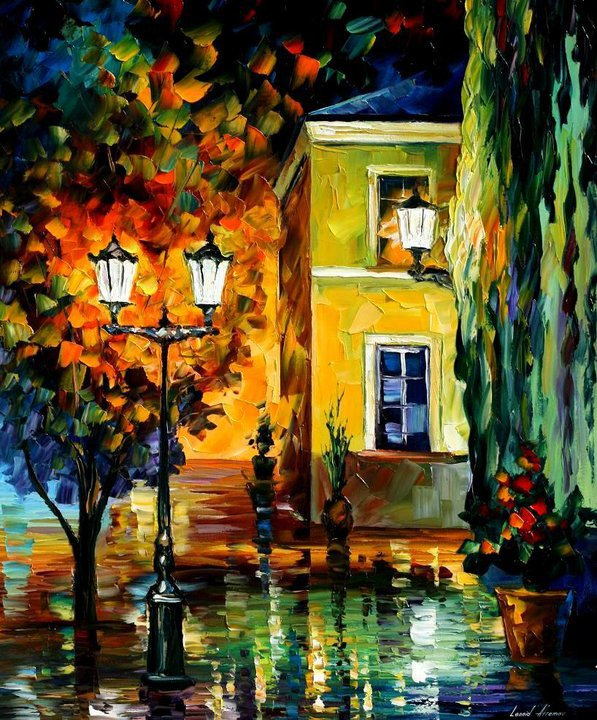 colorful painting best beautiful leonid afremov vivid colored oil acrylic water color (13)